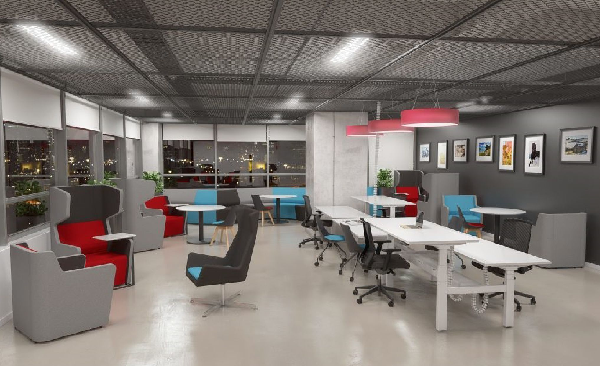 Pharmaceutical Office Space - 48 Hours