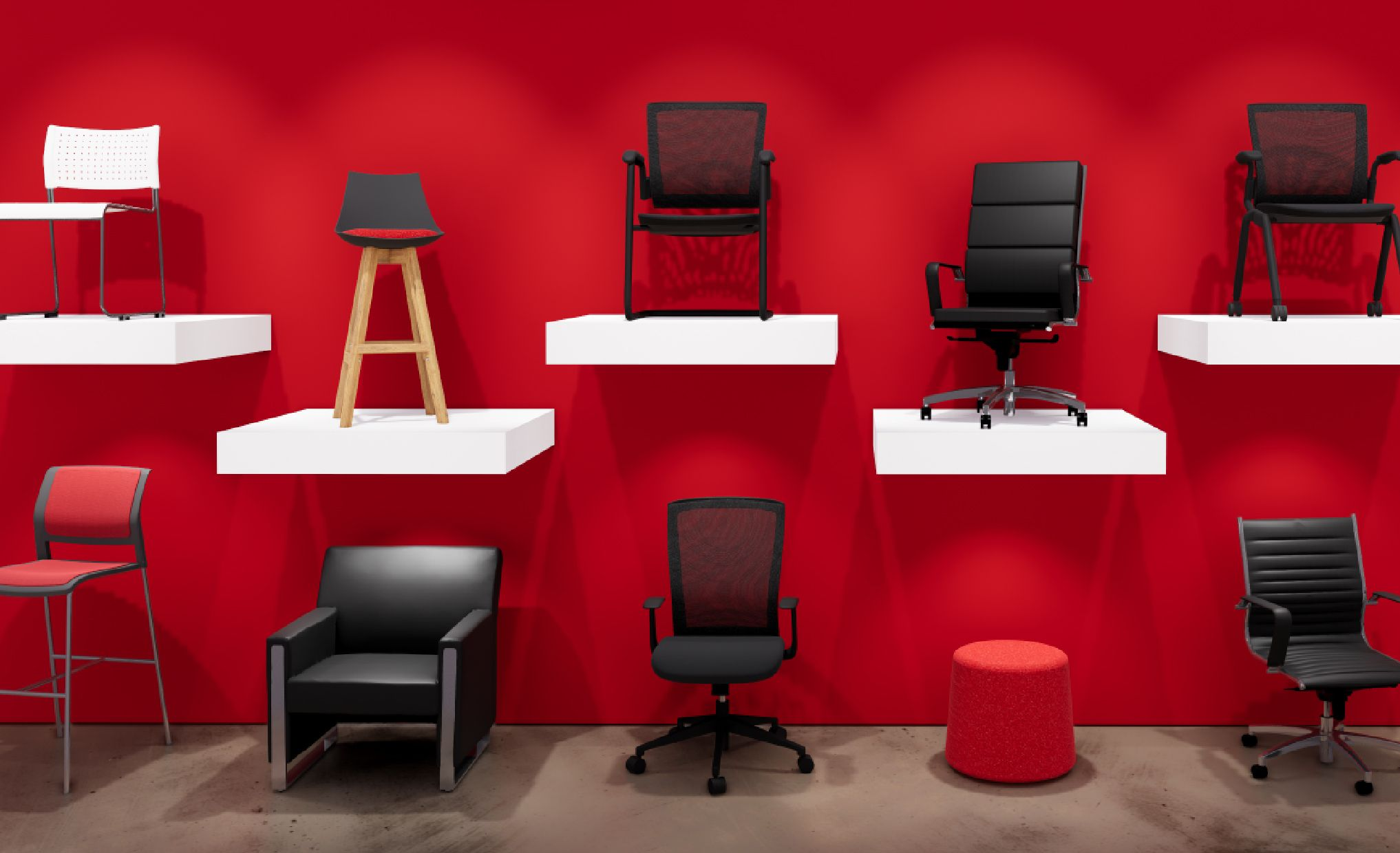 Pharmaceutical Office Space - Express Seating