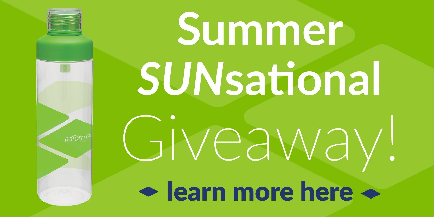 Summer SUNsational Giveaway