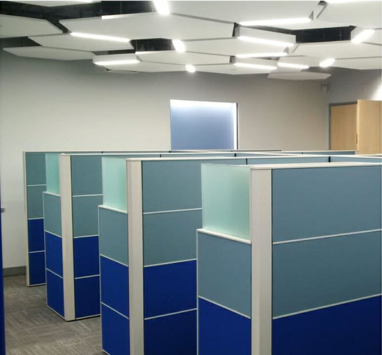 Pharmaceutical Office Space Project